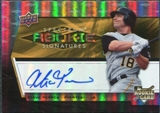 2008 Upper Deck Spectrum #141 Steve Pearce Autograph
