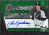 2008 Upper Deck Spectrum Green #132 Lance Broadway Autograph