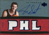 2007/08 Upper Deck Premier Remnants Triple Autographs #JS Jason Smith /50