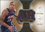 2007/08 Upper Deck SP Rookie Threads #RTAH Al Horford
