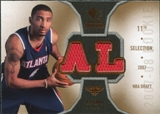 2007/08 Upper Deck SP Rookie Threads #RTAL Acie Law IV