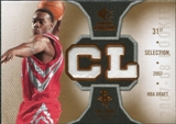 2007/08 Upper Deck SP Rookie Threads #RTCL Carl Landry