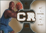 2007/08 Upper Deck SP Rookie Threads #RTCR Chris Richard