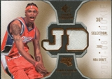 2007/08 Upper Deck SP Rookie Threads #RTDA Jermareo Davidson