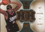 2007/08 Upper Deck SP Rookie Threads #RTHH Herbert Hill