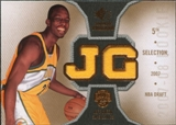 2007/08 Upper Deck SP Rookie Threads #RTJG Jeff Green
