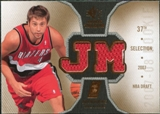 2007/08 Upper Deck SP Rookie Threads #RTJM Josh McRoberts