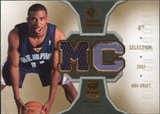 2007/08 Upper Deck SP Rookie Threads Rookie Threads #RTMC Mike Conley