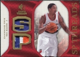 2007/08 Upper Deck SP Rookie Threads Patch #SPCF Channing Frye