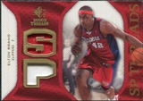 2007/08 Upper Deck SP Rookie Threads Patch #SPEB Elton Brand
