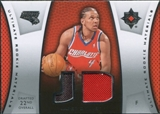 2007/08 Upper Deck Ultimate Collection Materials Rookies #JD Jared Dudley