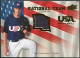 2008 Upper Deck USA National Team Jerseys #CS Cody Satterwhite