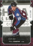 2007/08 Upper Deck OPC Premier #88 Paul Stastny /299