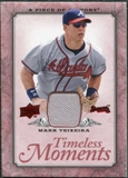 2008 Upper Deck UD A Piece of History Timeless Moments Jersey #5 Mark Teixeira