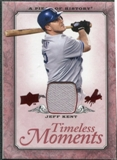2008 Upper Deck UD A Piece of History Timeless Moments Jersey #25 Jeff Kent