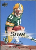 2008 Upper Deck #302 Brian Brohm SP RC