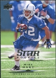 2008 Upper Deck #308 Mike Hart SP RC