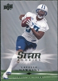 2008 Upper Deck #311 Lavelle Hawkins SP RC
