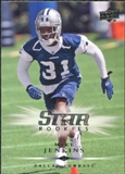 2008 Upper Deck #324 Mike Jenkins SP RC