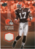 2008 Upper Deck Team Colors Jerseys #TCBE Braylon Edwards