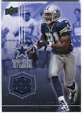 2008 Upper Deck Team Colors Jerseys #TCTO Terrell Owens