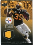 2008 Upper Deck Team Colors Jerseys #TCWP Willie Parker