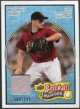 2008 Upper Deck Heroes Jersey Light Blue #76 Roy Oswalt /200