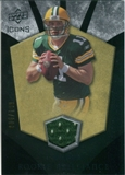2008 Upper Deck Icons Rookie Brilliance Jersey Silver #RB3 Brian Brohm /199