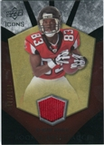 2008 Upper Deck Icons Rookie Brilliance Jersey Silver #RB12 Harry Douglas /199