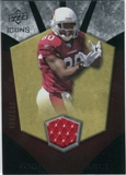 2008 Upper Deck Icons Rookie Brilliance Jersey Silver #RB13 Early Doucet /199