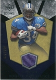 2008 Upper Deck Icons Rookie Brilliance Jersey Silver #RB23 Kevin Smith /199