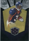 2008 Upper Deck Icons Rookie Brilliance Jersey Silver #RB31 Eddie Royal /199