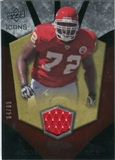 2008 Upper Deck Icons Rookie Brilliance Jersey Gold #RB10 Glenn Dorsey /99