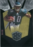 2008 Upper Deck Icons Rookie Brilliance Jersey Gold #RB11 DeSean Jackson /99