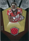 2008 Upper Deck Icons Rookie Brilliance Jersey Gold #RB12 Harry Douglas /99