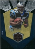 2008 Upper Deck Icons Rookie Brilliance Jersey Gold #RB20 Jonathan Stewart /99