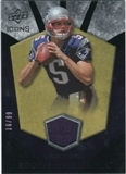 2008 Upper Deck Icons Rookie Brilliance Jersey Gold #RB35 Kevin O'Connell /99