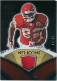 2008 Upper Deck Icons NFL Icons Jersey Gold #NFL19 Dwayne Bowe /50