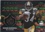 2008 Upper Deck Icons Class of 2008 Jersey Silver #CO12 Rashard Mendenhall /199