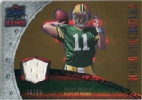 2008 Upper Deck Icons Future Foundations Jersey Gold #FF6 Brian Brohm /75