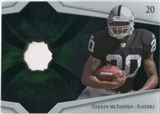 2008 Upper Deck Icons Future Stars Materials #FSM4 Darren McFadden