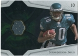 2008 Upper Deck Icons Future Stars Materials #FSM5 DeSean Jackson