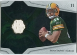2008 Upper Deck Icons Future Stars Materials #FSM6 Brian Brohm