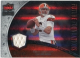2008 Upper Deck Icons Future Stars Materials #FSM11 Chad Henne