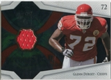 2008 Upper Deck Icons Future Stars Materials #FSM13 Glenn Dorsey