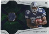 2008 Upper Deck Icons Future Stars Materials #FSM18 Felix Jones