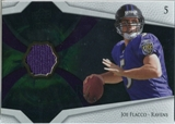 2008 Upper Deck Icons Future Stars Materials #FSM21 Joe Flacco