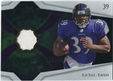 2008 Upper Deck Icons Future Stars Materials #FSM32 Ray Rice