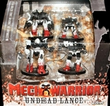 WizKids MechWarrior Undead Lance Action Pack (Box)