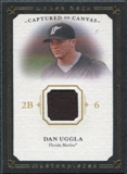 2008 Upper Deck UD Masterpieces Captured on Canvas #DU Dan Uggla